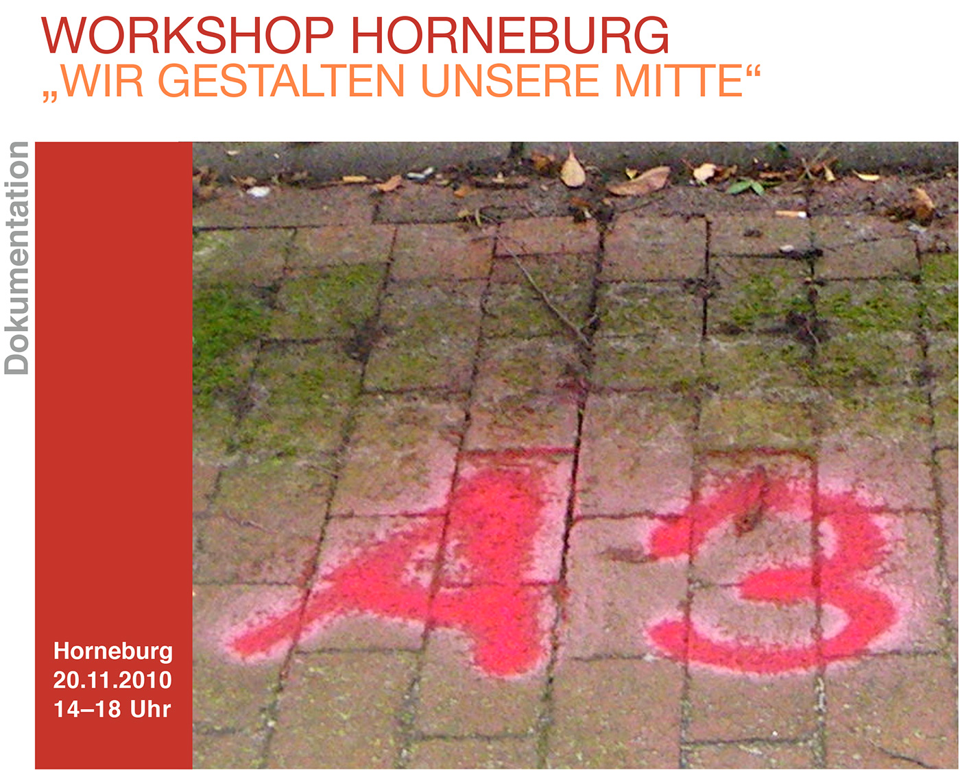 Titelbild der Workshop-Dokumentation